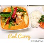 Red Curry **