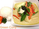 Green Curry***